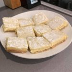 zesty keto lemon bars